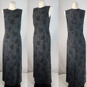 NWT Banana Republic Silk Maxi Dress